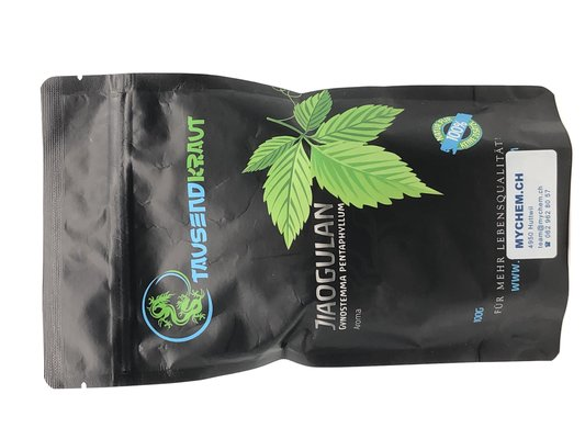 Jiaogulan Tea de Croissance Sauvage Buy Quality Online Suisse et Liechtenstein