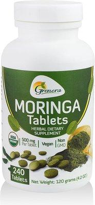 Moringa oleifera ✓ tablettes organiques ✓ vegan, acheter en ligne pas cher ✓ mychem.ch Suisse