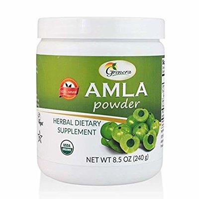 Amla, poudre ✓ bio, végétalien ✓ acheter en ligne ✓ mychem.ch Suisse