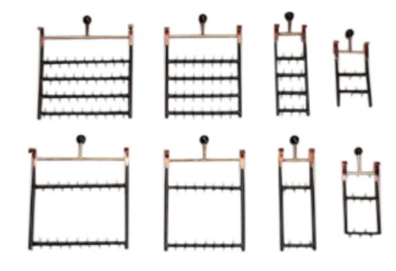 Montage pour bagues ✓ avec 12 crochets ✓ pour PGG10 ✓ acheter en ligne