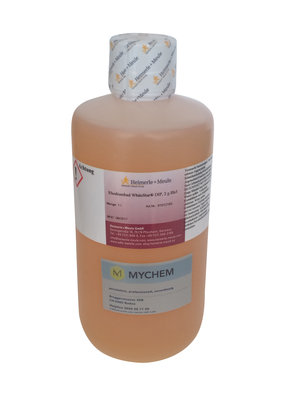 "Rhodiumbad WhiteStar DIP ✓ 1 Liter fertiger Elektrolyt ✓ ""Top on Silver"" ✓"
