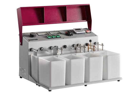 Spülwannenblock SWB4 zu Galvanisiergerät PGG 10 (1,5 Liter) für Schweizer Bijoutiers und High End-Hobby in der Schweiz kaufen bei MYCHEM.CH