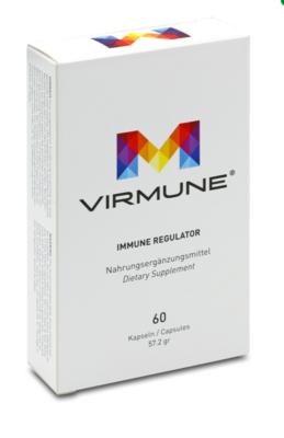 VIRMUNE®-Kapseln ✓ Immune Regulator ✓ gegen Viren ✓online kaufen