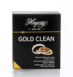 Gold Clean ✓ HAGERTY Jewelery Cleaning Bath ✓ Yellow, Rose, White Gold