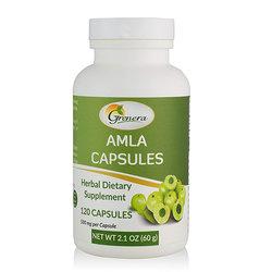 Capsules Amla ✓ BIO ✓ Bombe de vitamine C ✓ Acheter en ligne ✓ mychem.ch Suisse