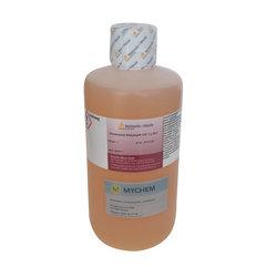 "Rhodiumbad WhiteStar DIP (1 Liter gebrauchsfertiger Elektrolyt) ""Top on Silver"""
